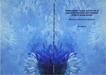 Omslag proefschrift Siegerink